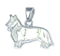 Cardigan Welsh Corgi Charm Jewelry