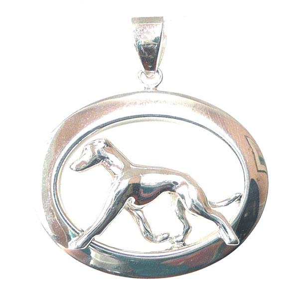 Whippet Oval Jewelry