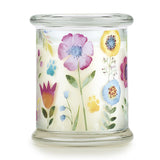 Wildflowers Large Candle