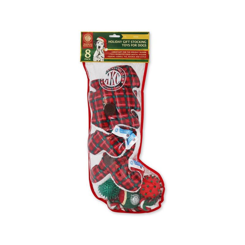 Dog Toy Stocking Set