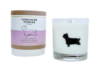 Yorkshire Terrier Candle