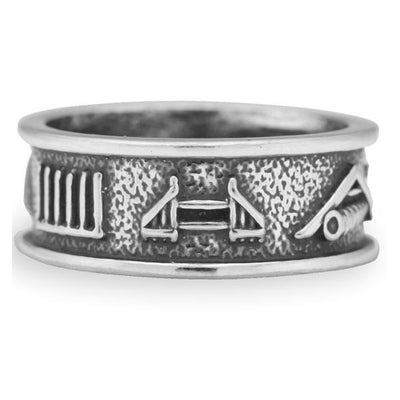 Agility Lovers Sterling Silver Ring