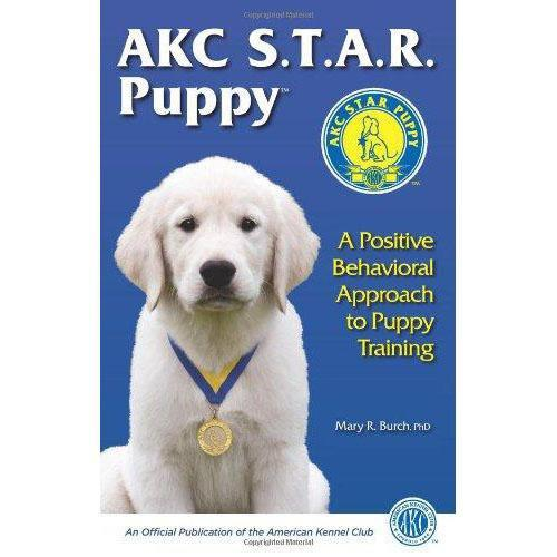 ^ AKC S.T.A.R. Puppy Book