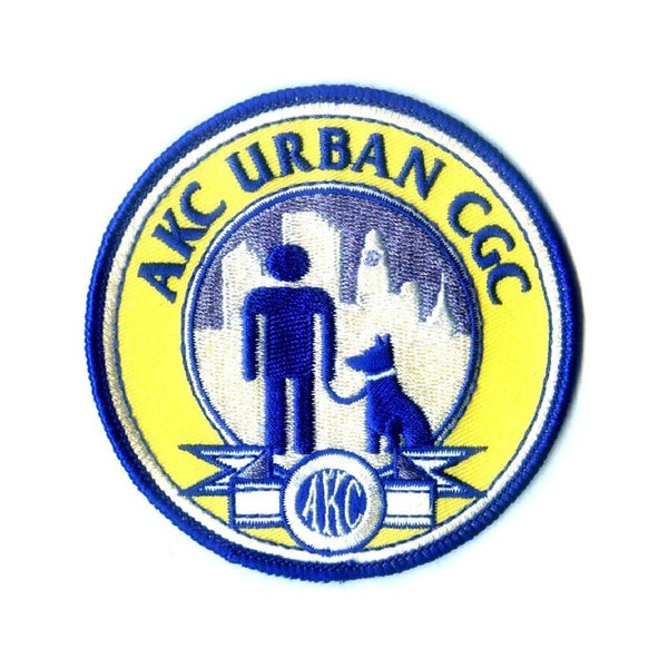 AKC Urban CGC Patch