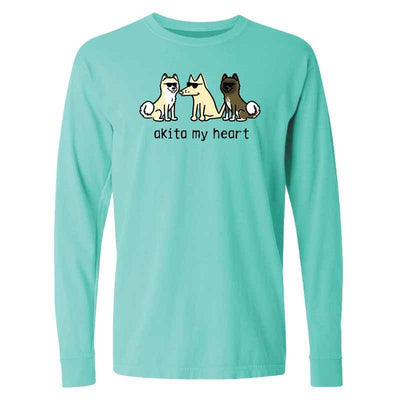 Akita My Heart - Classic Long-Sleeve Shirt