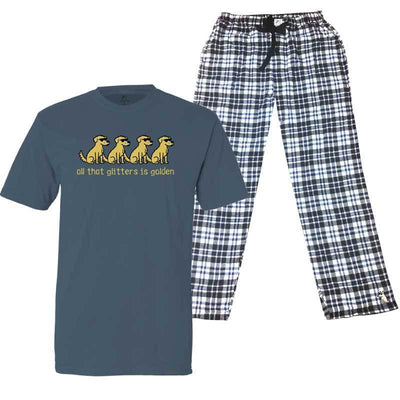All That Glitters is Golden - Pajama Set
