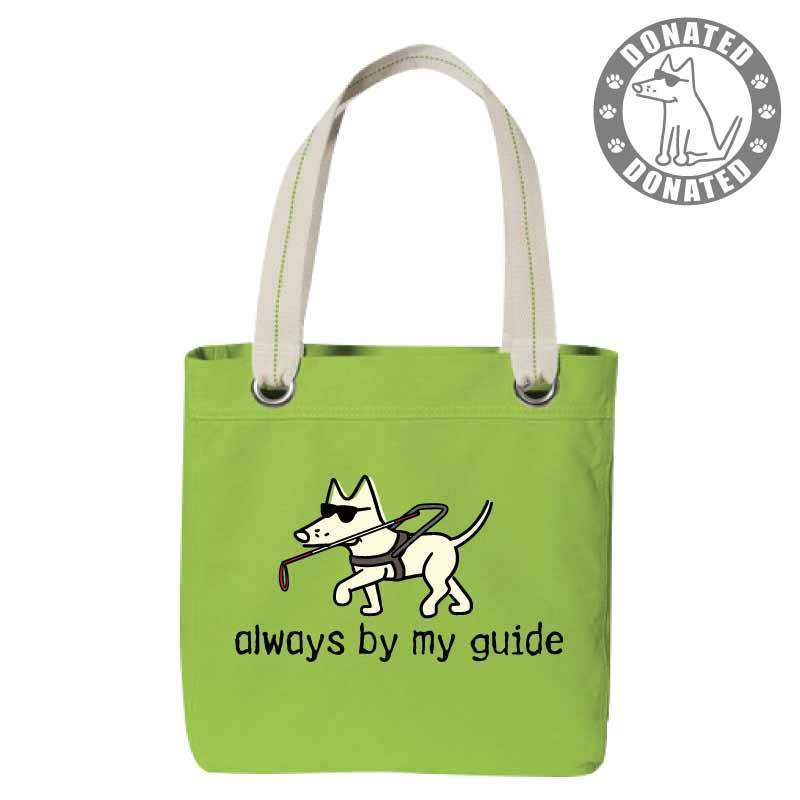Always By My Guide - Canvas Tote