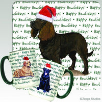 American Water Spaniel Holiday Mug