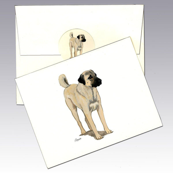 Anatolian Shepherd Dog Note Cards