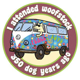 I Attended Woofstock - Coffee Mug