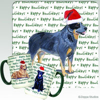 Australian Cattle Dog Holiday Mug