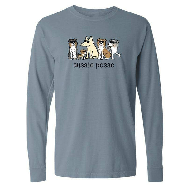 Aussie Posse - Classic Long-Sleeve T-Shirt