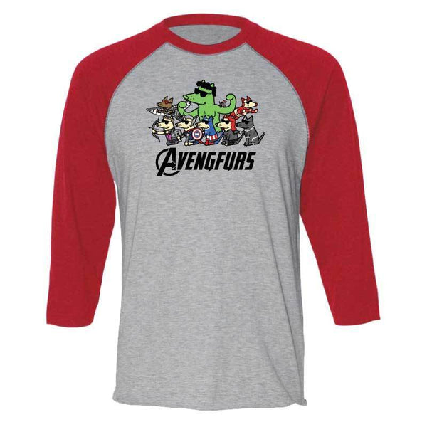 Avengfurs - Baseball Shirt