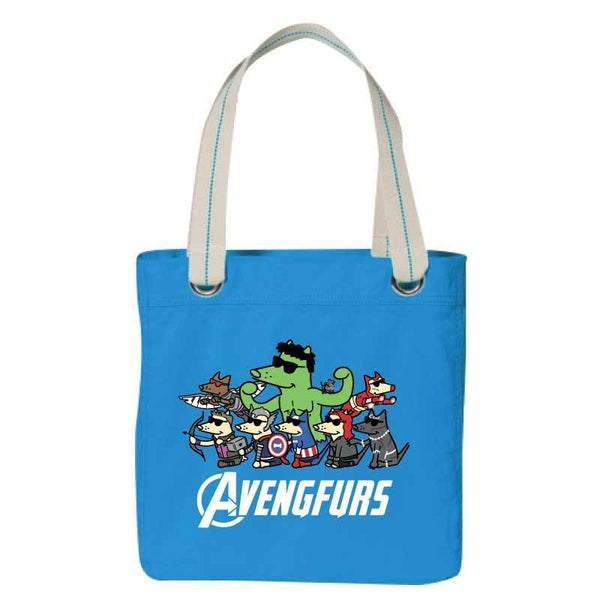 Avengfurs - Canvas Tote