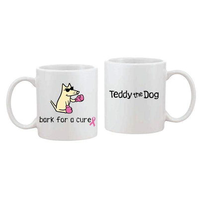 Bark For A Cure - Coffee Mug