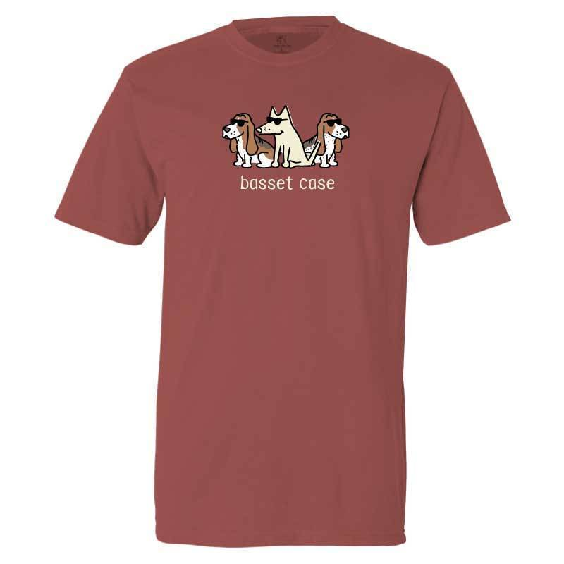 Basset Case - Classic Tee - Teddy the Dog T-Shirts and Gifts