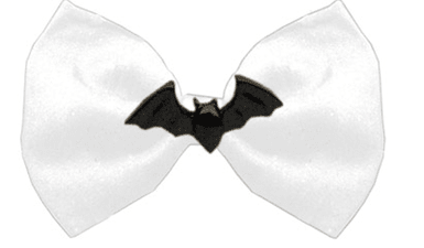 Bat Bow Tie with Collar