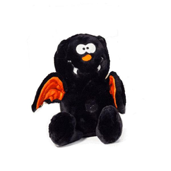 Halloween Bat Dog Toy