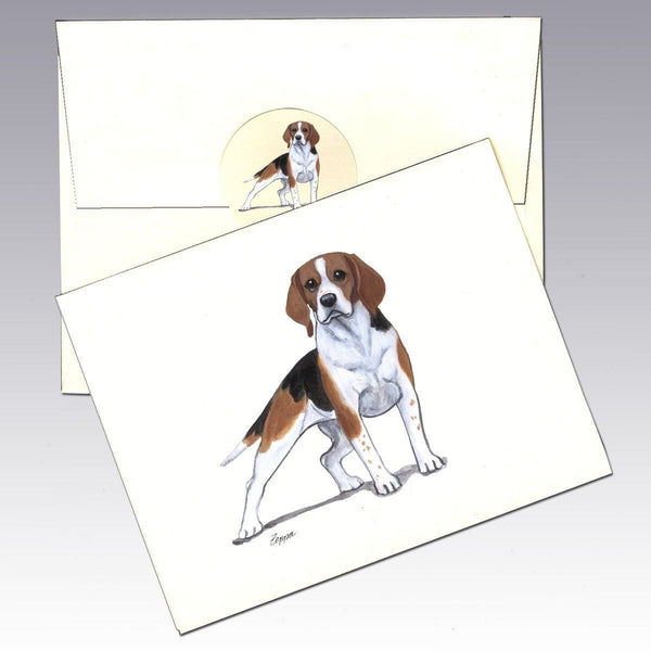 Beagle Note Cards