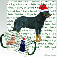 Beauceron Holiday Mug