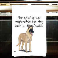 Belgian Malinois Tea Towel