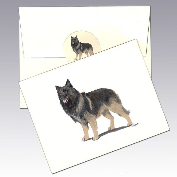 Belgian Tervuren Note Cards