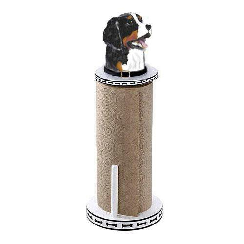 Bernese Mountain Dog Paper Towel Holder