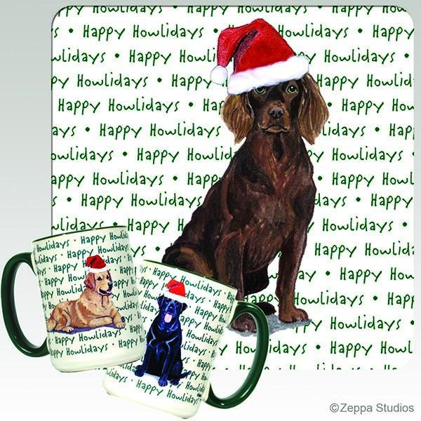 Boykin Spaniel Holiday Mug