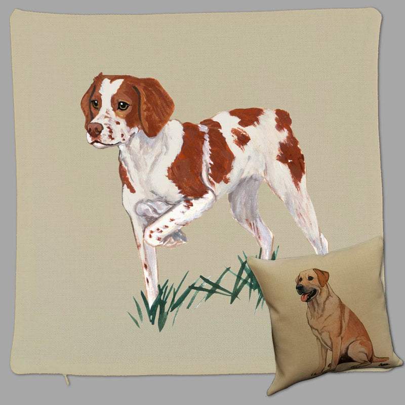 Brittany Pillow Cover