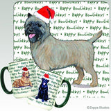 Cairn Terrier Holiday Mug