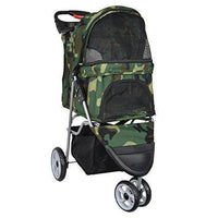Three Wheel Pet Stroller