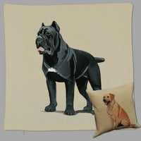 Cane Corso Pillow Cover