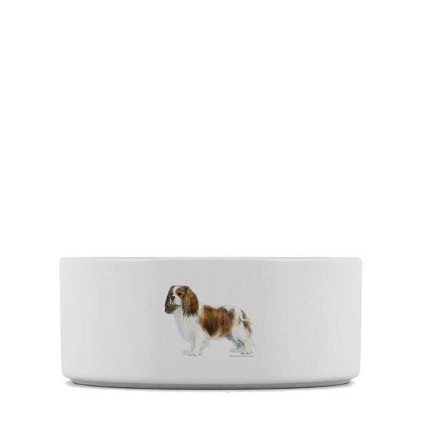 Cavalier King Charles Spaniel Dog Bowl