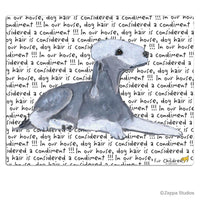 Bedlington Terrier Cutting Board