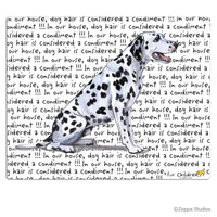 Dalmatian Cutting Board