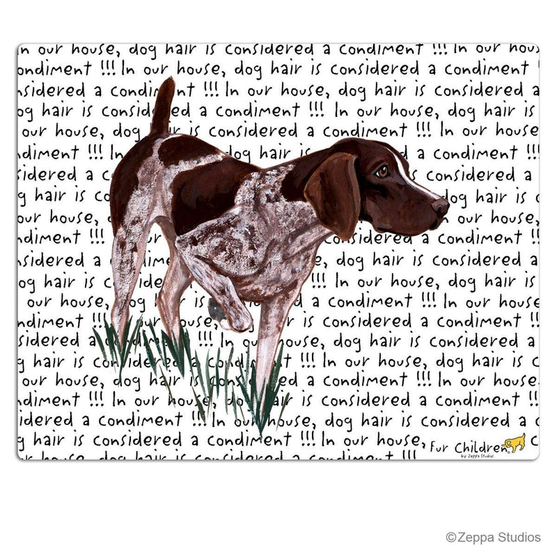 German Shorthaired Pointer Cutting Board
