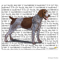 German Wirehaired Pointer Cutting Board