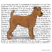 Irish Terrier Cutting Board