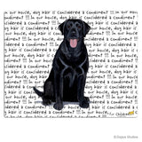 Labrador Retriever Cutting Board