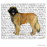 Leonberger Cutting Board