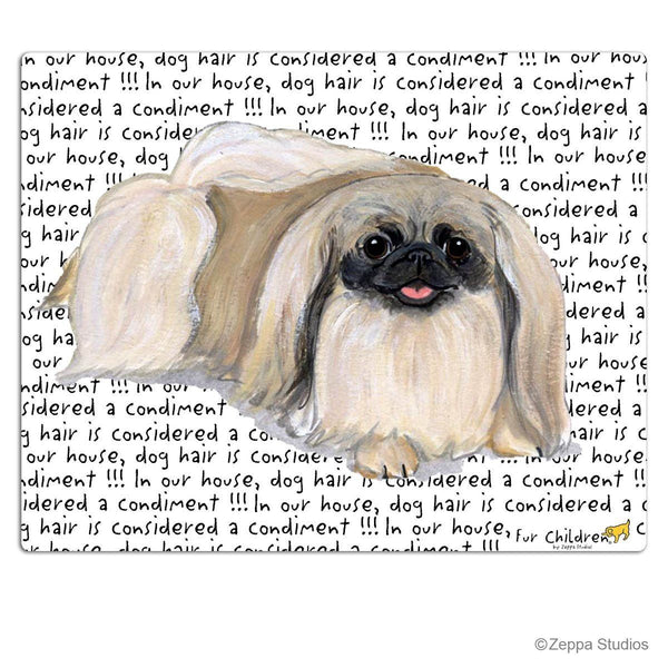 Pekingese Cutting Board