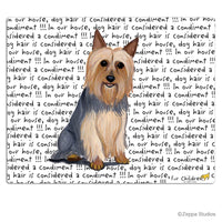 Silky Terrier Cutting Board