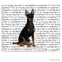 Toy Manchester Terrier Cutting Board