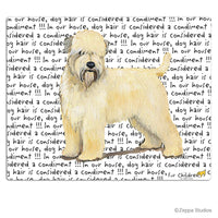 Wheaten Terrier (Soft Coated) Cutting Board