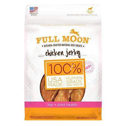 All Natural Chicken Jerky Dog Treats For Hip & Joint Health