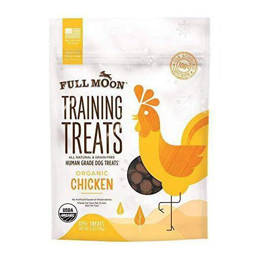 Organic Chicken Training Treats For Dogs
