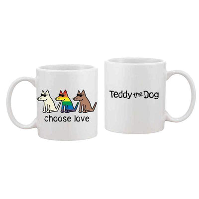 Choose Love - Coffee Mug