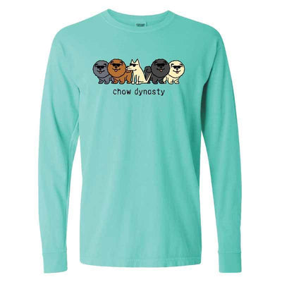 Chow Dynasty - Classic Long-Sleeve T-Shirt Classic