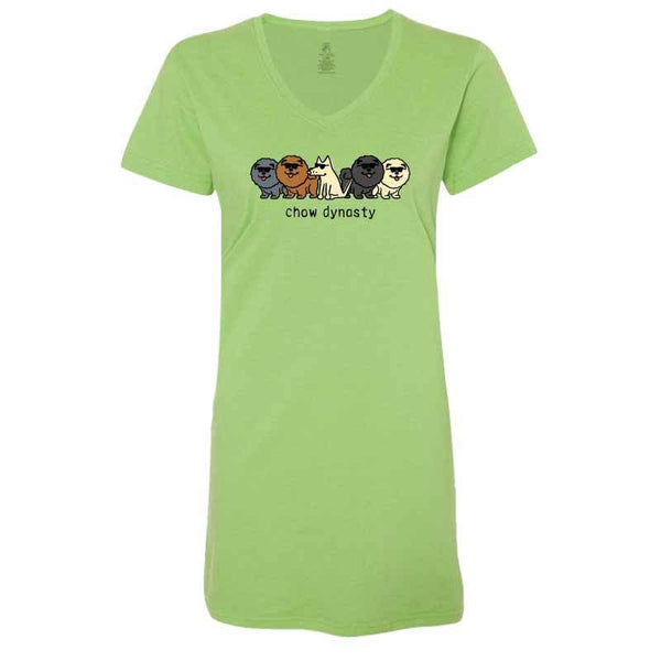 Chow Dynasty - Ladies Night T-Shirt