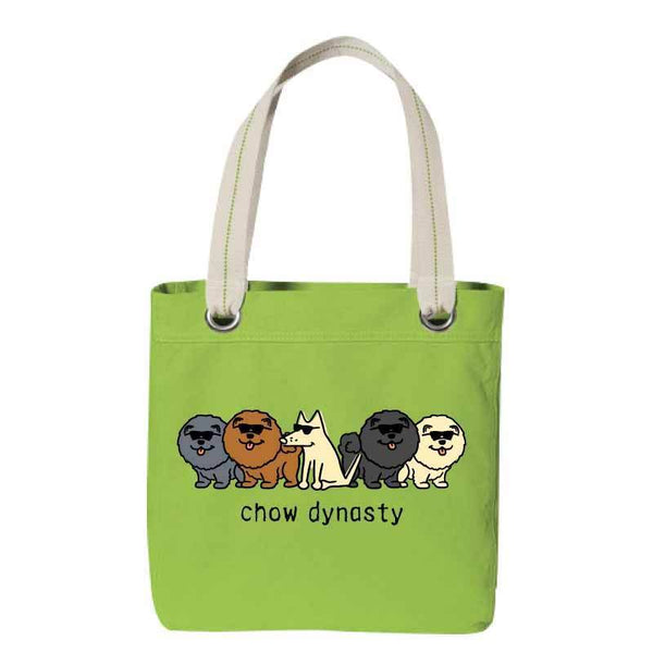 Chow Dynasty - Canvas Tote